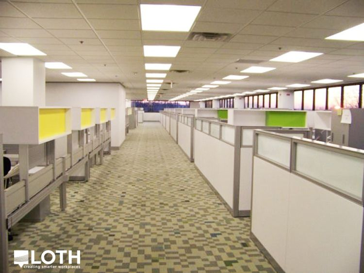 Abbott Nutrition | Columbus, OH project by LOTH, Inc. – Healthcare Industry #AbbottNutrition