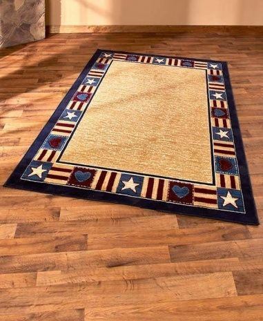 Patriotic Area Rugs