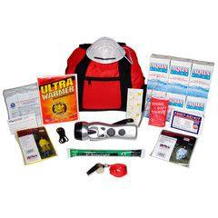 1-Person Mini-Duffle Emergency Kit