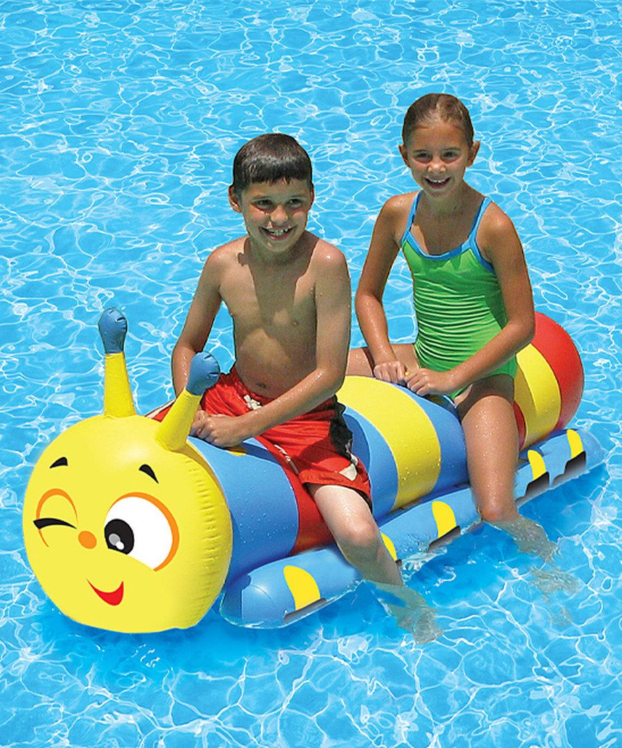 Look at this Caterpillar Super Jumbo Rider on #zulily today!
