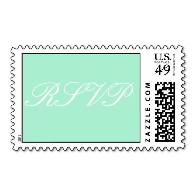 Weddings Response Light Mint Stamps