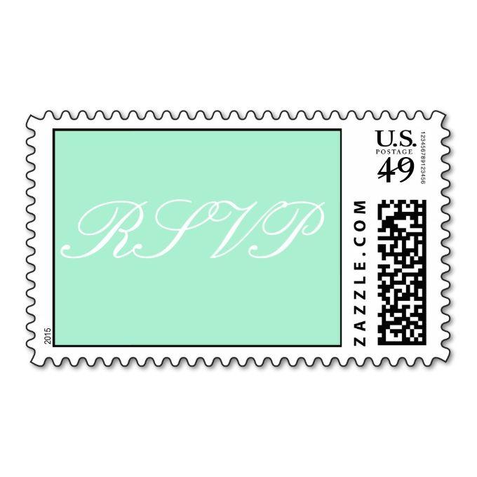 Weddings Response Light Mint Stamps