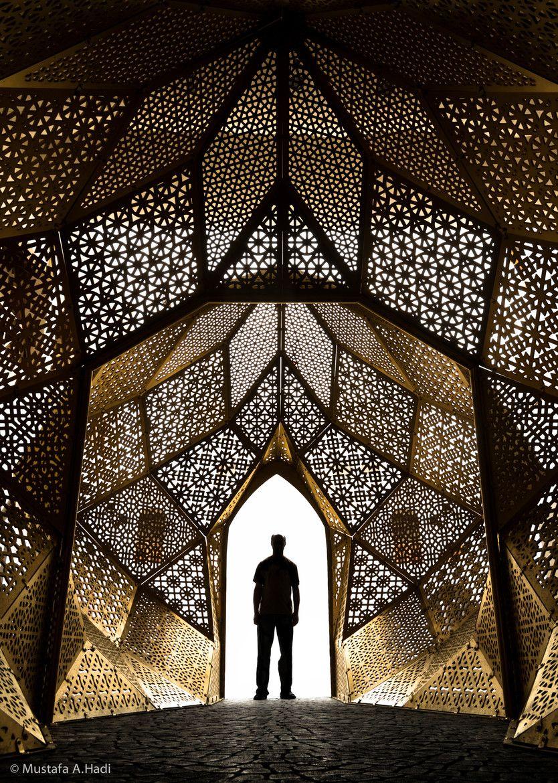 Photograph Lights... by Mustafa AbdulHadi  Somewhere in Bahrain