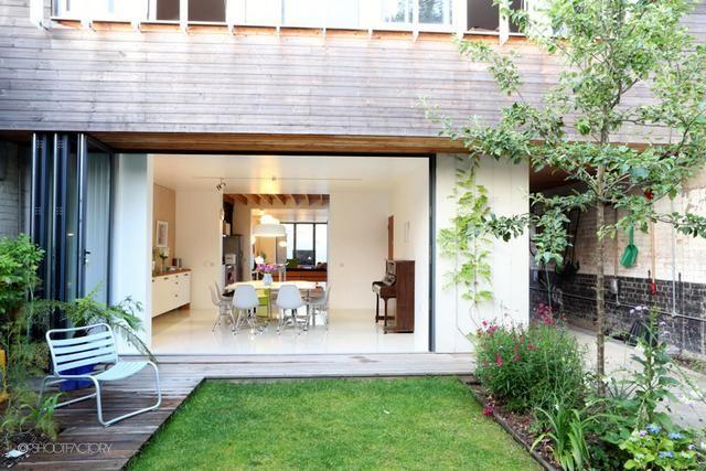 Duplexe Converti En Maison Moderne U2013 Design Interieur Casa Design