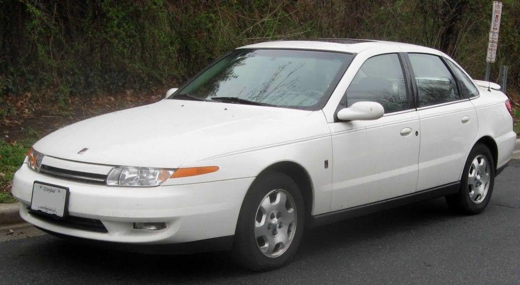 Saturn L300 Sedan White Good Car Site Saturn Car Sedan Saturn