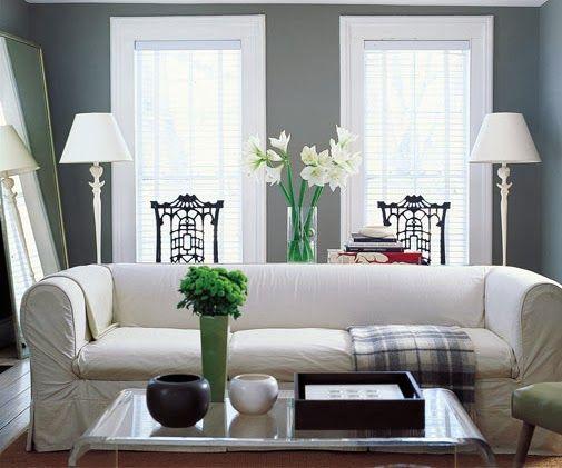 Benjamin Moore Colors For Your Living Room Decor: Benjamin Moore SHAKER GRAY