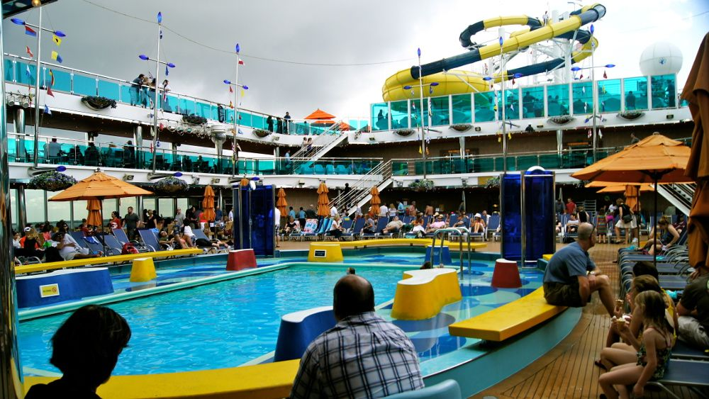 Carnival Cruise Lines Is A BritishAmerican Owned Cruise Line - The dream cruise ship