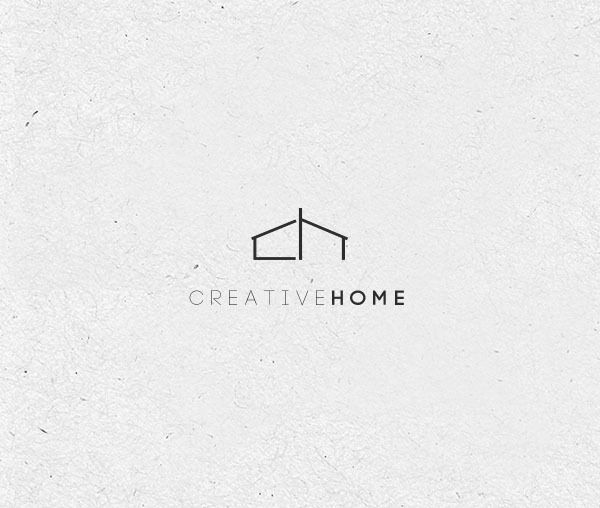 Creativehome Logo Design By Dusan Cezek Via Behance