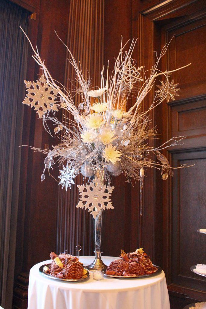 Best Winter Wedding Decorations Ever Christmas Wedding Table Centerpieces Wedding Table Decorations Christmas Wedding Table