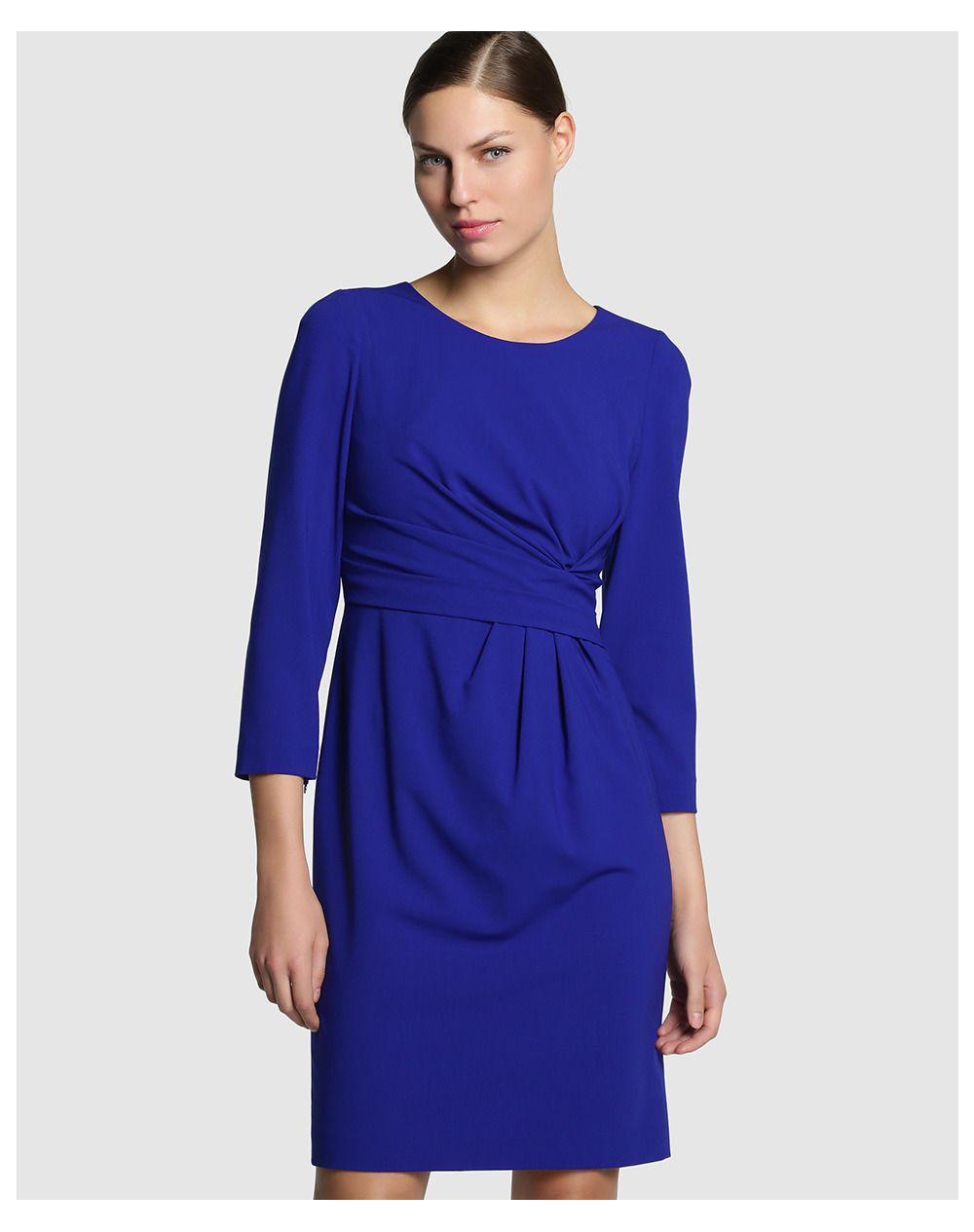 Vestidos de fiesta en azul para ocasiones especiales | Tu belleza ...