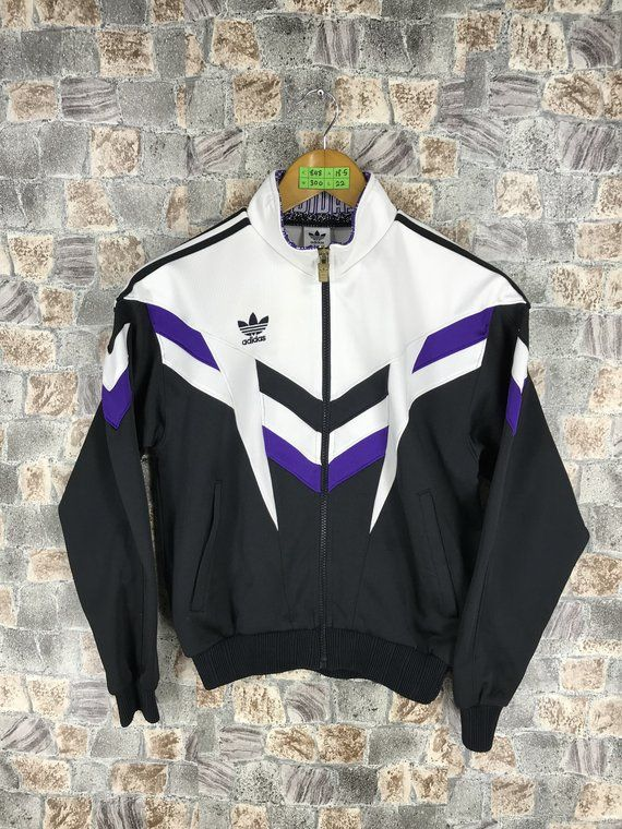 veste adidas femmes violet