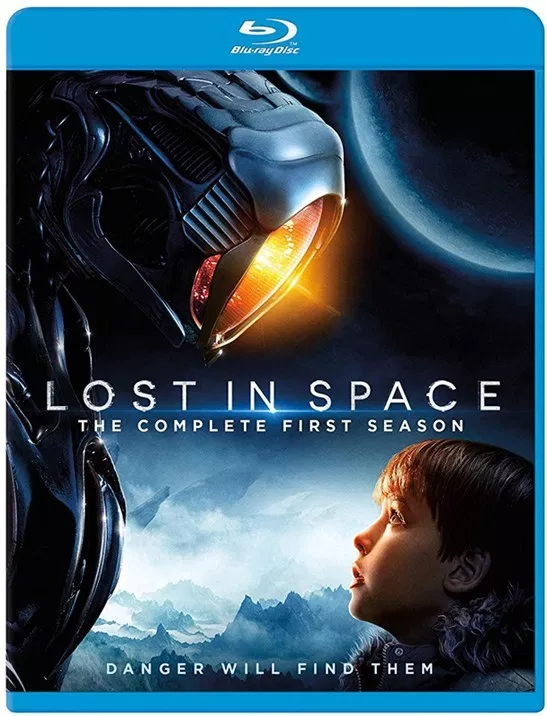 "Win ""Lost In Space: The Complete First Season"" On Blu-ray 