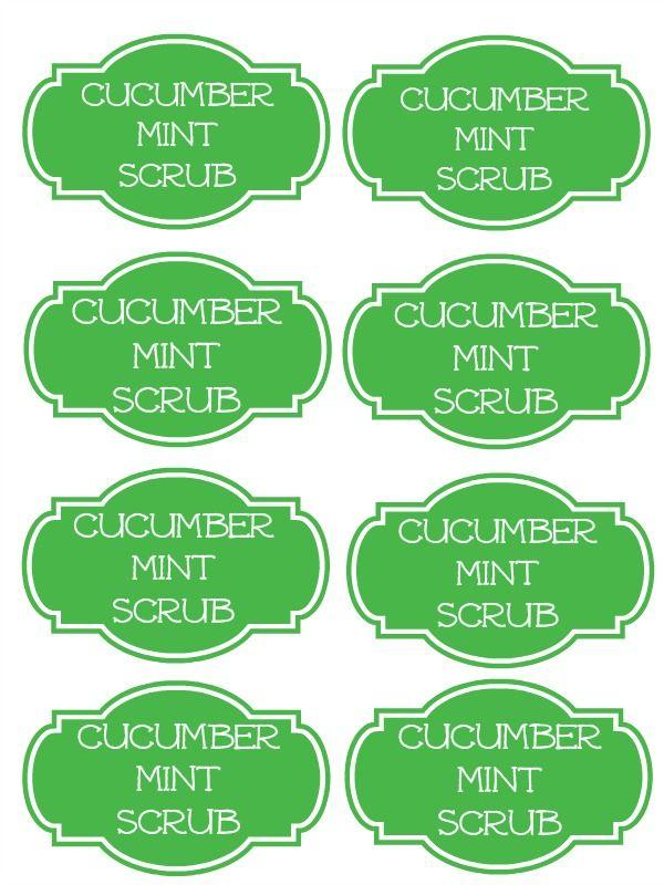 http://www.livingfrugalwitherika.com/wp-content/uploads/2014/03/CucumberScrubTags.jpg
