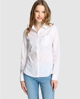 efae96ab Fitted boyfriend oxford shirt   dressed to kill   Shirts, Fashion, White  shirts