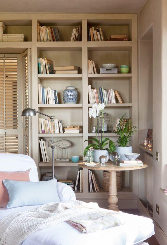 Rincones de lectura ideales #hogar #decoración #vivienda #rincón