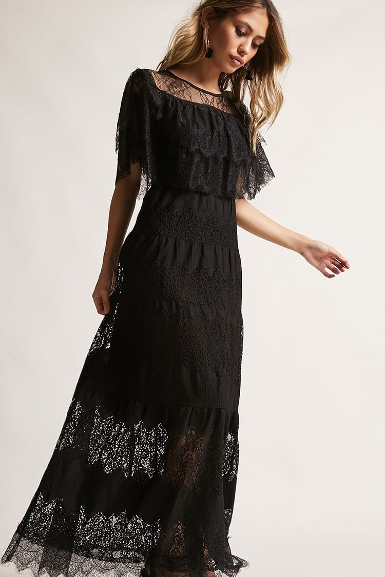 Product Name12x12 Tiered Lace Maxi Dress Categorydress Price48