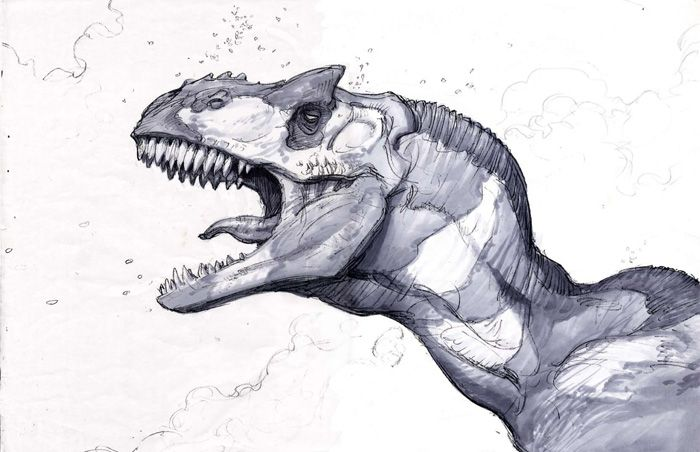 Mccaig's T-rex drawing skills ★ || CHARACTER DESIGN REFERENCES (https://www.facebook.com/CharacterDesignReferences & https://www.pinterest.com/characterdesigh) • Love Character Design? Join the Character Design Challenge (link→ https://www.facebook.com/groups/CharacterDesignChallenge) Share your unique vision of a theme, promote your art in a community of over 35.000 artists! || ★