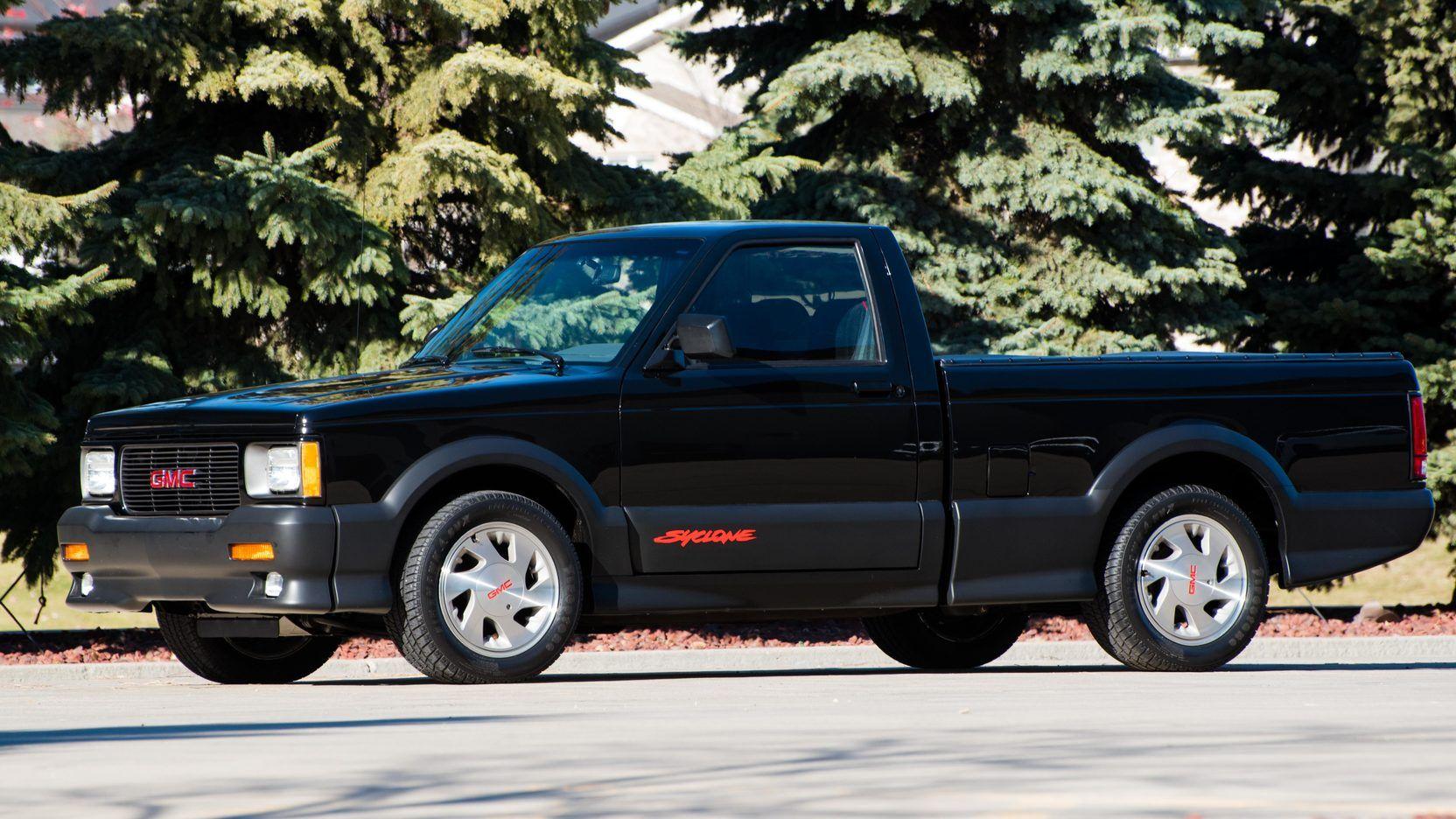 1991 Gmc Syclone Pickup Gmc Gmc Trucks Kissimmee