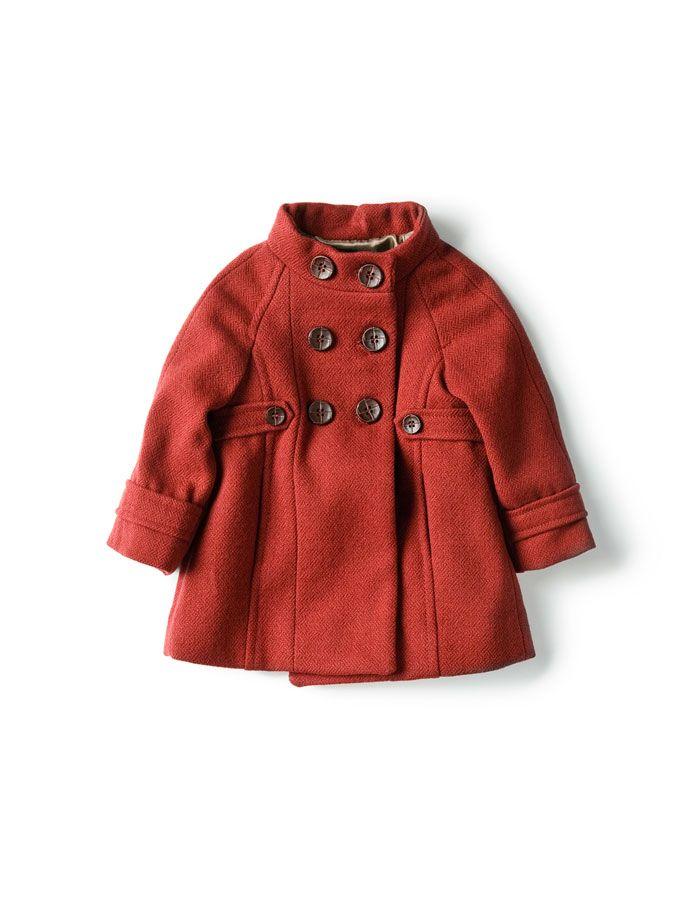 d6dd01039 Cappuccetto rosso Ropa Bebe, Abrigos, Princesas, Moda Infantil, Moda Para  Niños Pequeños