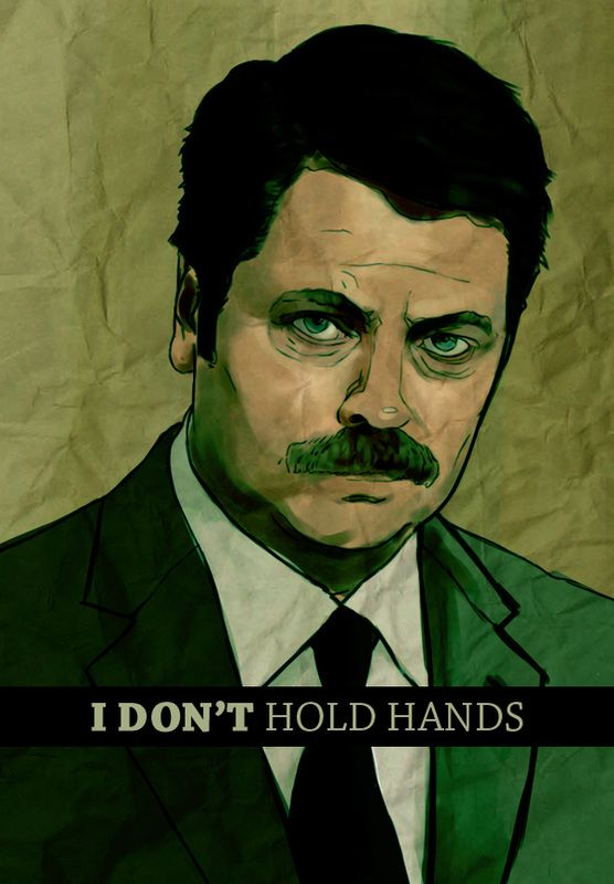 Ron Swanson For President Ron Swanson Parks And Recreation