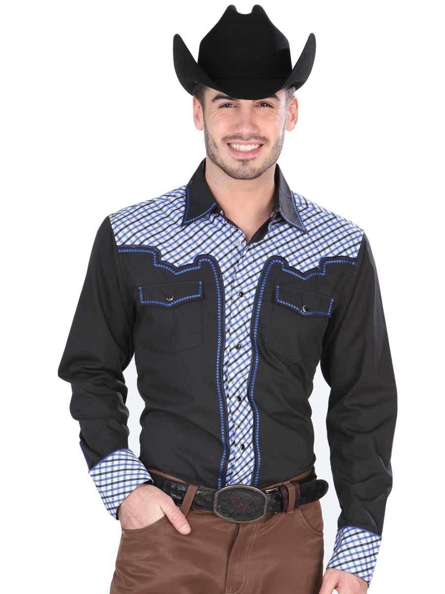 ccdf3520f6 34926 Camisa Vaquera Caballero El General
