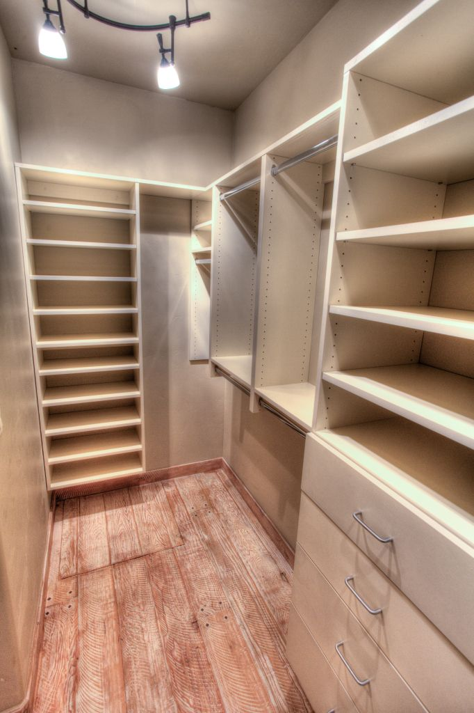 Master closet built-ins | Home deco furniture, Closet ...