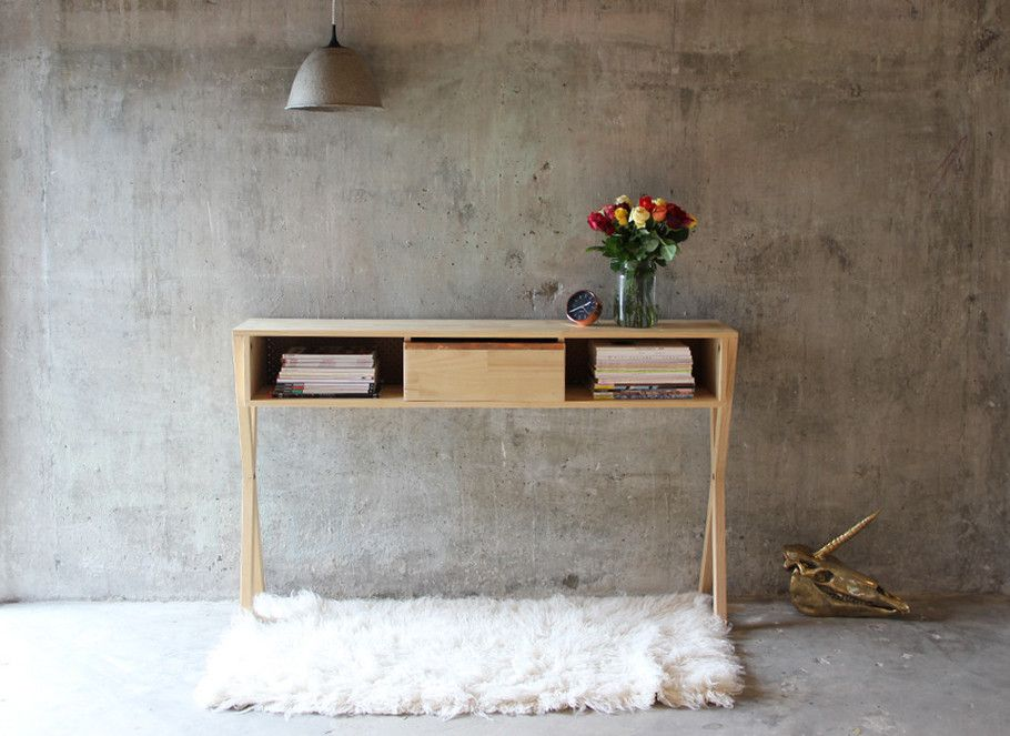 Narrow sideboard for hallways and small spaces designed and ...