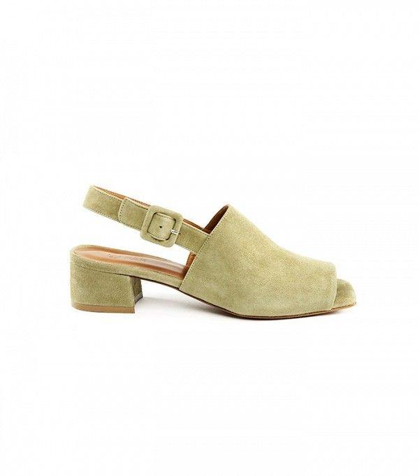 Compre sitios web baratos Zapatos beige Scandi para mujer Paquete de cuenta atrás en línea Barato 100% Original 7sePkt