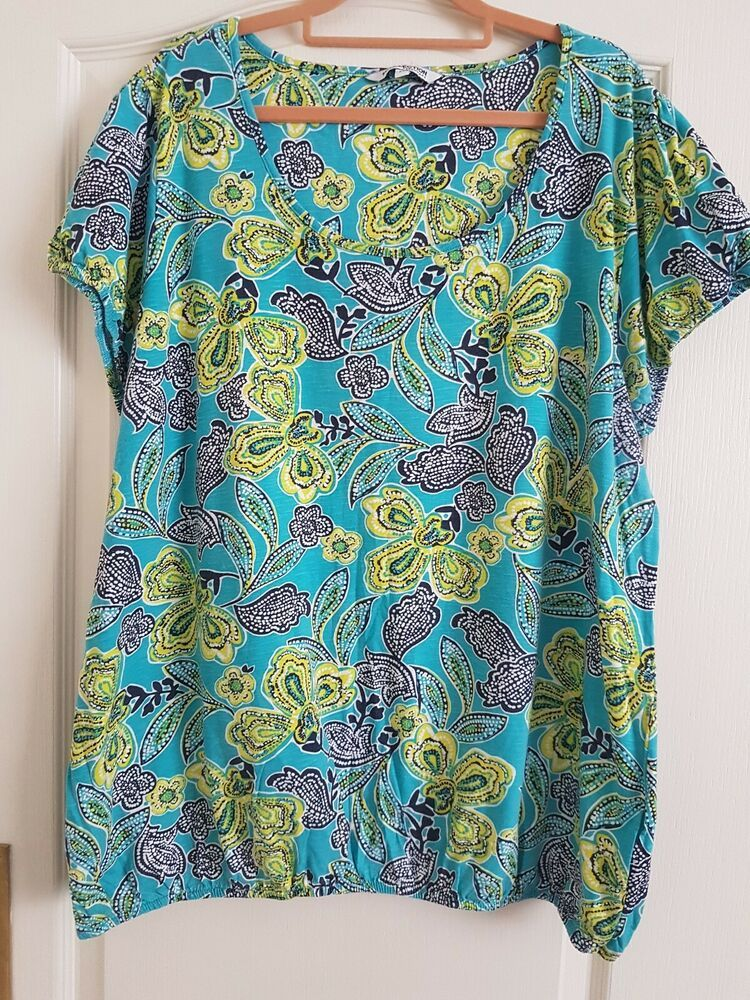retail prices cheap for discount watch LADIES SUMMER TOP SIZE 22.DEBENHAMS #fashion #clothing #shoes ...