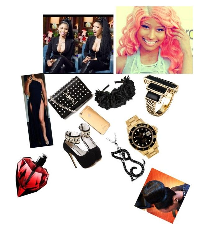 """Wedding-Nicki"" by cool-girls-anons ❤ liked on Polyvore"