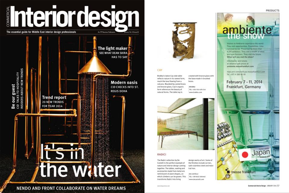 Commercial Interior Design Interiors Gold Furniture Cool Magazine