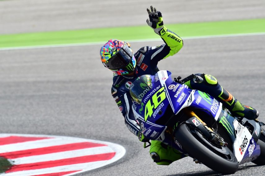 MotoGP, Misano. Valentino Rossi promette battaglia