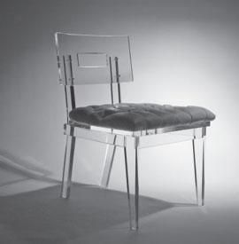 Suzie Seating Acrylic Furniture And