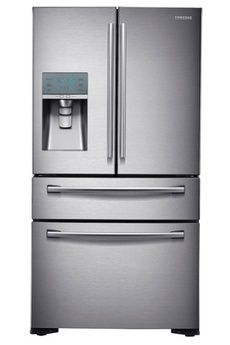 Refrigerateur Americain Samsung Rf24fsedbsr Le Reve Sauf Le Prix 3000 Il Fait Meme Soda Stream Refrigerateur Profondeur Comptoir Porte Fenetre Frigo Americain