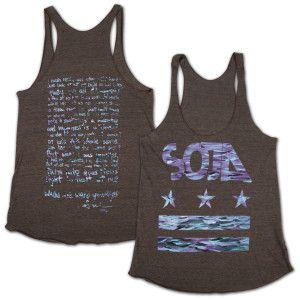 SOJA - When We Were Younger Ladies' Tank