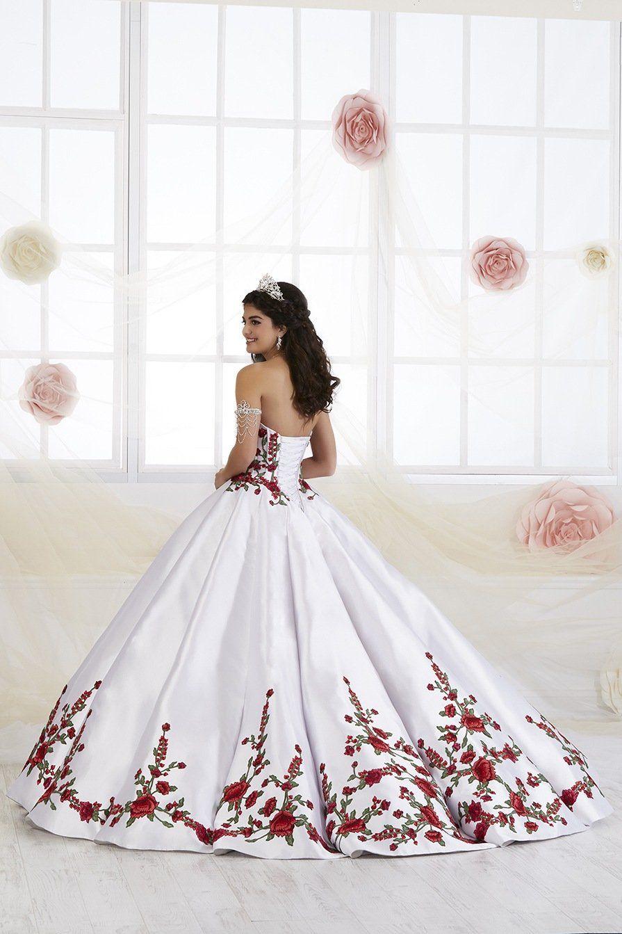 Quinceanera Dress 26908 House of Wu