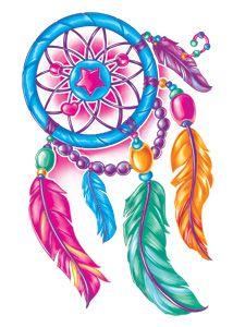 Colorful Dream Catcher