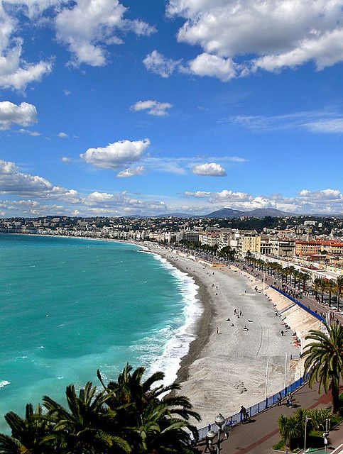 A beautiful day in Nice!