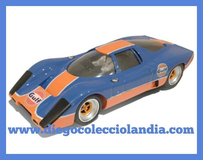 Gulf Slot Cars Coches Gulf Para Scalextric Www