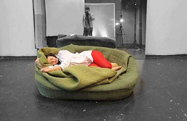 Great #Moody Nest For #Fatboy? Love The #couch By Hanna Emelie Ernsting