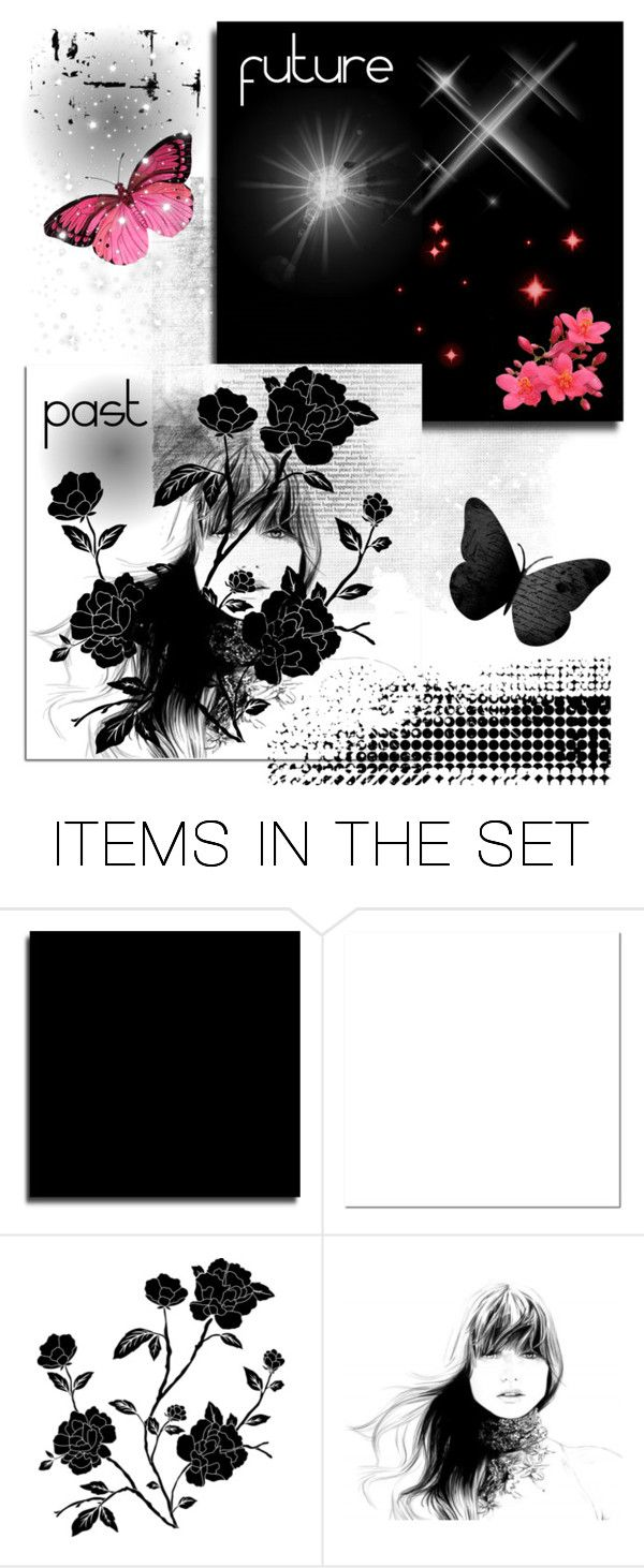 """pass on to your future"" by silver-sun ❤ liked on Polyvore featuring art"