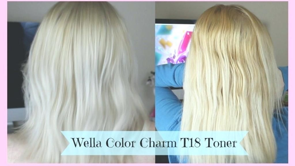 Image Result For Wella Color Charm Toner Chart T Wella Color