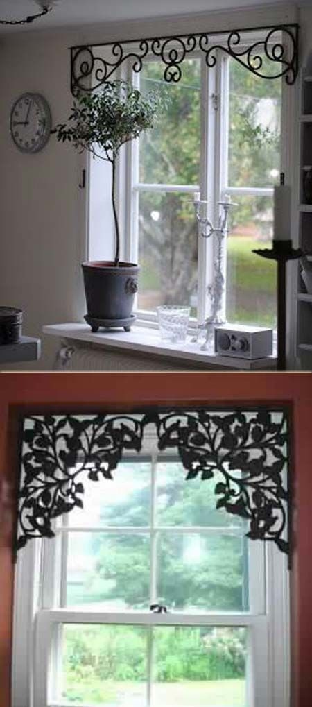 20 Very Cheap and Easy DIY Window Valance Ideas You Would ...