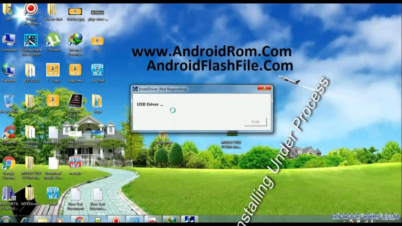 MTK 65XX ANDROID WINDOWS 10 DRIVER DOWNLOAD