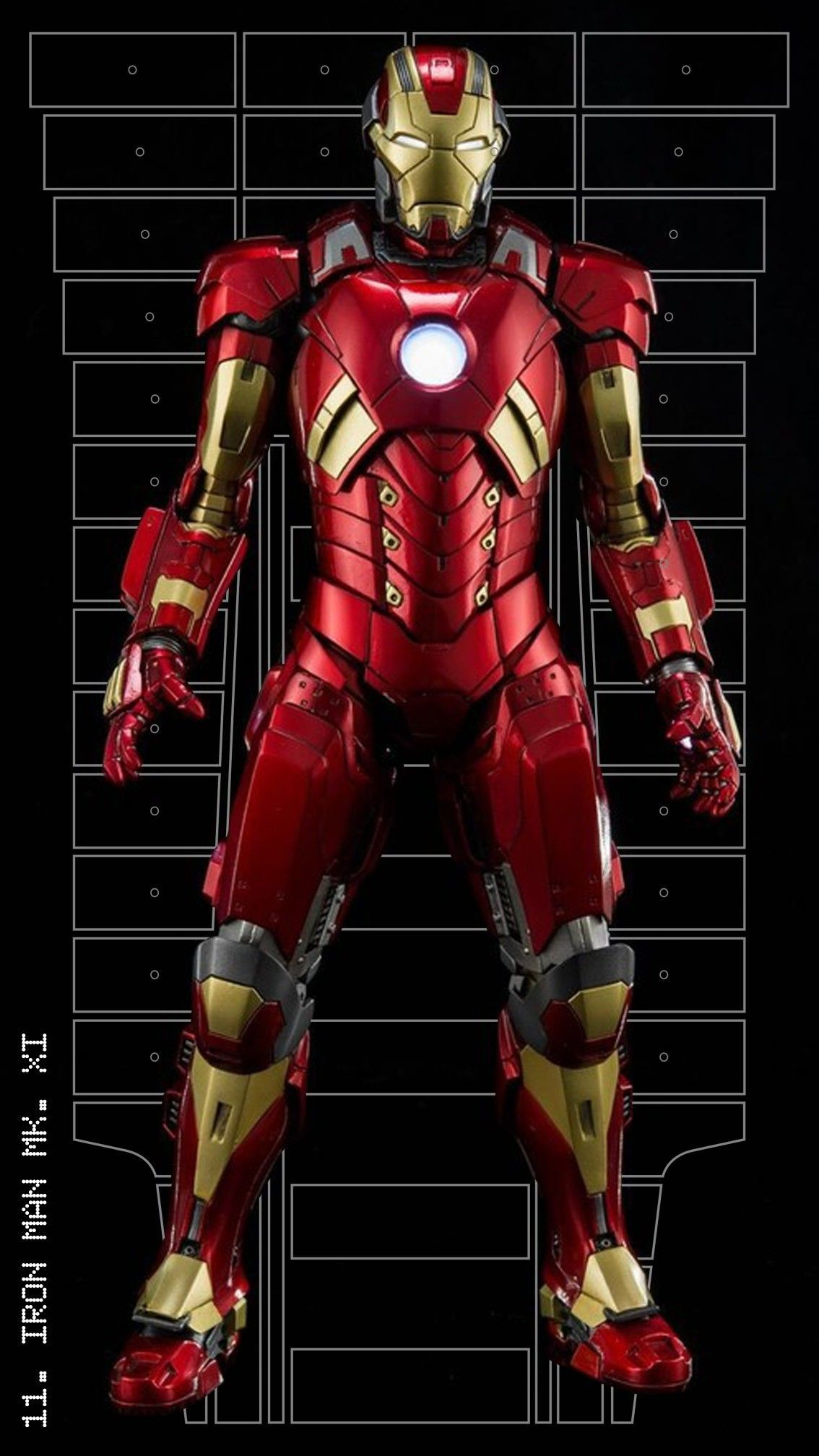 Iron Man Armor_ Mark XI _ Marvel Cinematic Universe Wiki