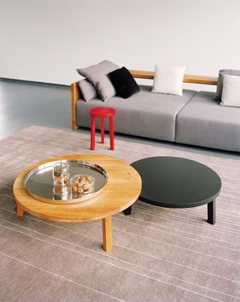 Side Table Pa05 Leila Designer Philippe Allaeys Coffee Table