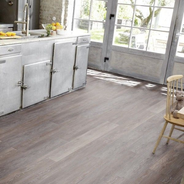 Klick vinyl tarkett starfloor click 30 cerused oak brown 2009 m²