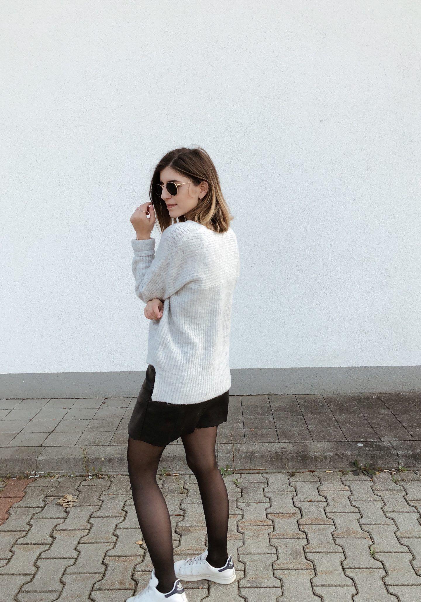 Kuschelig unterwegs! Outfit Tipps | Outfit, Strumpfhosen