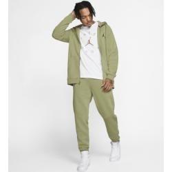 Photo of Jordan Jumpman Fleece Hoodie mit durchgehendem Reißverschluss für Herren – Grünes NikeNike