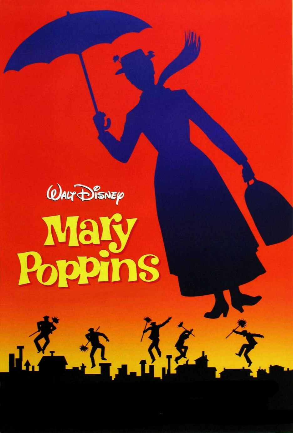 Mary Poppins Film Mary Poppins Poster Mary Poppins Film Best